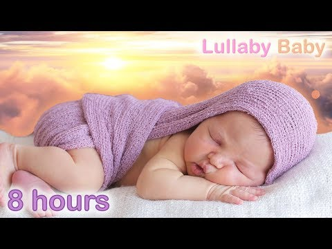 ✰ 8 HOURS ✰ Eastern Lullaby ♫ HANDPANS, Guzheng, Bansuri ✰ Peaceful Baby Sleep Music