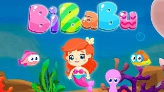 #BIBABU #Zeichentrickfilm für Babys 👶Tiere lernen für Kleinkinder🐱🐶Zeichentrickfilme auf Deutsch
