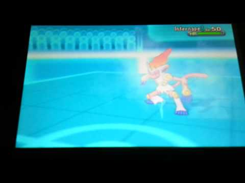 Pokemon X and Y Wifi Battle - Setting Up