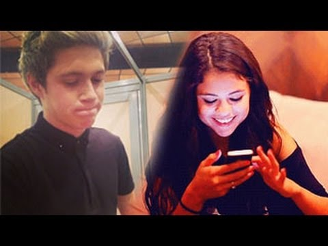 Selena Gomez & Niall Horan Exchage Flirty Texts -- Justin Bieber Is Officially Out of The Scene