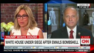 steve king wants people to focus on clintons not trumps possible collusion with russia