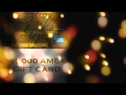 Free Gift Cards - Free Gift Cards Online - $1000 AMEX Gift Cards
