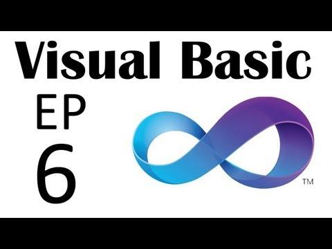 Visual Basic - The Basics - Part 6: If-Statment