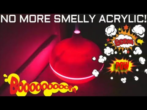 HOW TO GET RID OF ACRYLIC SMELLS! | ABSOLUTE NAILS