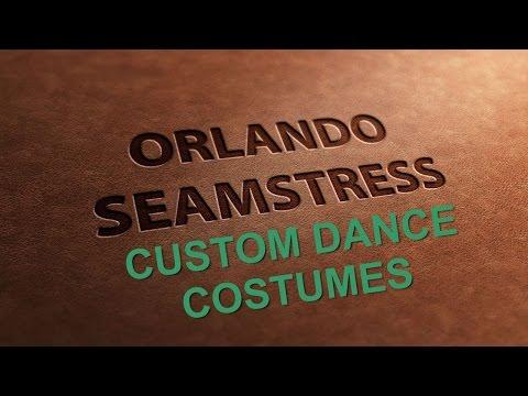 Custom Dance Costumes  Jacksonville