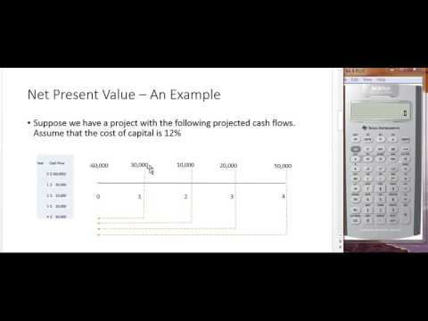 Net Present Value   Revised