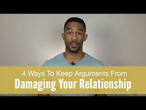 4 Ways To Keep Arguments From Damaging Your Relationship