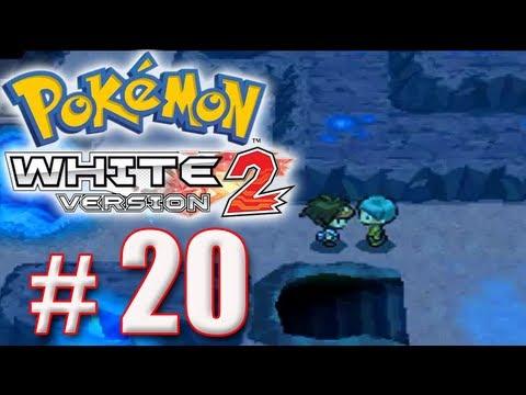 Pokemon White 2: Walkthrough - Part 20 - Chargestone Cave