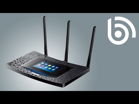 TP LINK: How to set up a Touch P5 AC1900 WiFi Router