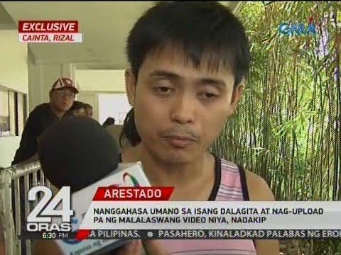 Xxx Mp4 Exclusive Nanggahasa Umano Sa Isang Dalagita At Nag Upload Pa Ng Malalaswang Video Niya Nadakip 3gp Sex