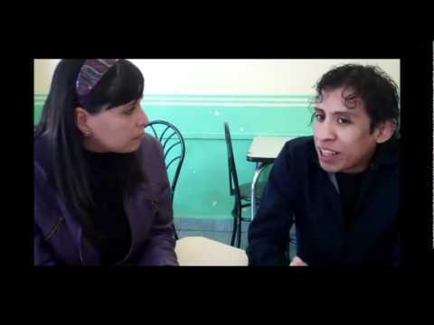 Mónika Rojas Entrevista al actor Octavio Castro