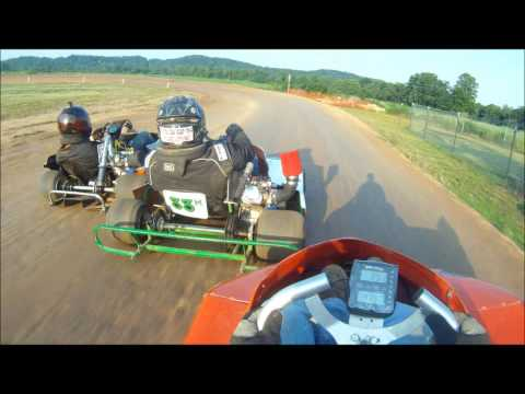 Dirt Track Karting AKRA Super Heavy Clone