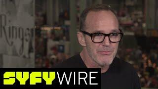Agents of S.H.I.E.L.D. Cast: Marvel Faces Appear in Season 5   New York Comic-Con 2017   SYFY WIRE