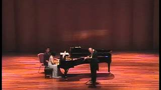 William Bennett Flute Recital, Part I