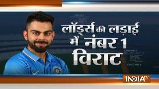 Cricket Ki Baat: Virat Kohli Named Top Cricketer in Lord