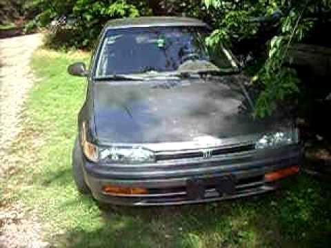 Honda Accord fuel problem, no start, repair, diagnose, oil light problem