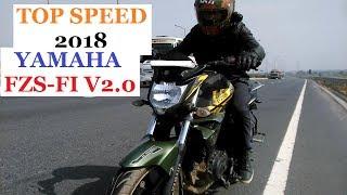 yamaha fz 2018 speed Videos - 9tube tv