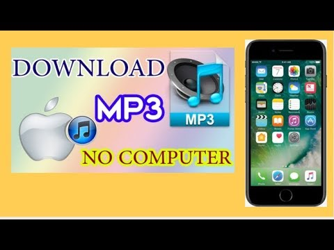 download MP3 songs  with out iTunes on any iphone
