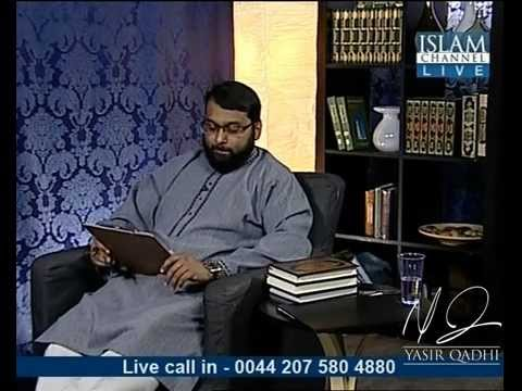 Is wearing niqaab obligatory & what if your parents are rude to you? - Yasir Qadhi | 17th June 2012