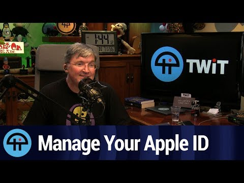How to Manage Your Apple ID