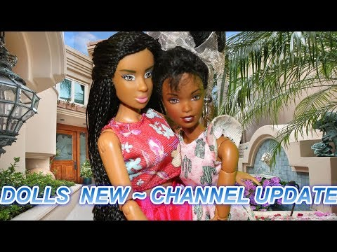 DOLLS UPDATE FOR NEW CHANNEL
