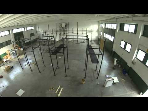 CrossFit Bulwark - HOW TO BUILD A BOX IN 3 MIN