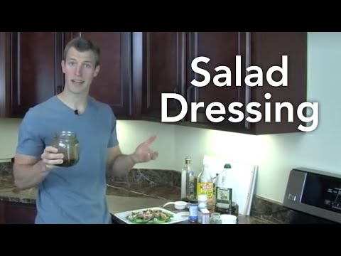 How to Make Salad Dressing - Maximize Your Kitchen