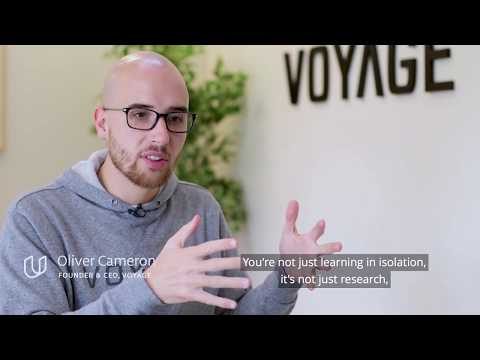 On the Road to a Self-Driving Car Career with Udacity