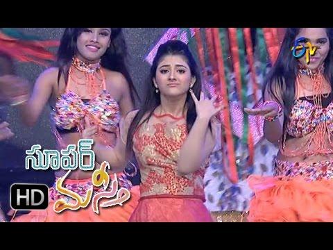 Xxx Mp4 Colorful Chilaka Song Shriya Sharma Dance Performance Super Masti Tenali 2nd April 2017 3gp Sex
