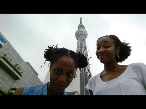 Vlog 33, Tokyo Trip! - Day 3 and 4: Asakusa, Tokyo Skytree and Ueno Park