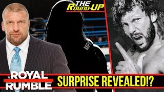 Royal Rumble SURPRISE Revealed!?, Triple H Special Meeting, Star CONFIRMED For RAW - #TheRoundUp 220