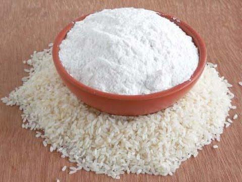 Home Made Raw Rice Flour | pacharisi maavu | How to make Rice Flour at Home