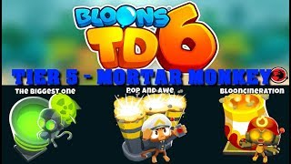 BLOONS TD6 ALL 5TH TIER ICE MONKEYS || BTD6 [7]