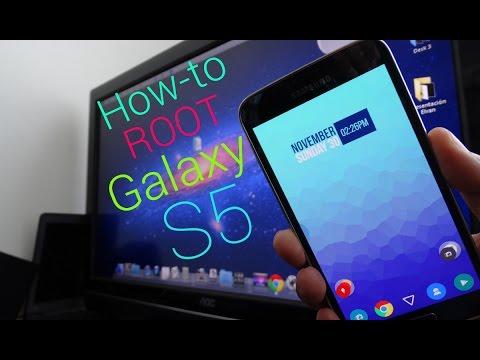 Root para Galaxy S5 TODAS LAS VARIANTES