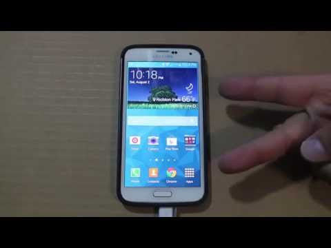 How to Root the Verizon Galaxy S5 NE9 OTA update