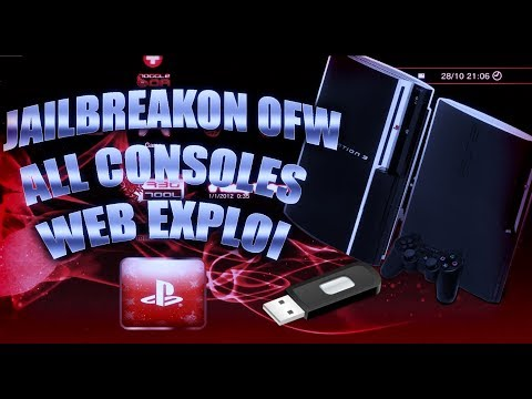PS3 4.82 OFW Exploit tutorial- How to jailbreak PS3 with usb! No E3 Flasher +Download !