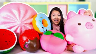 Download i bought the biggest Squishies i could find.. Worlds Largest Squishy Review Video