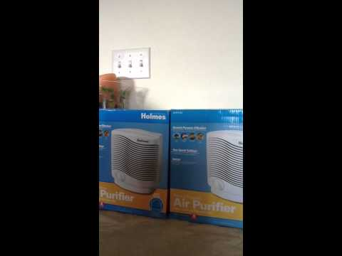 COUPON ALERT: cheap air purifier