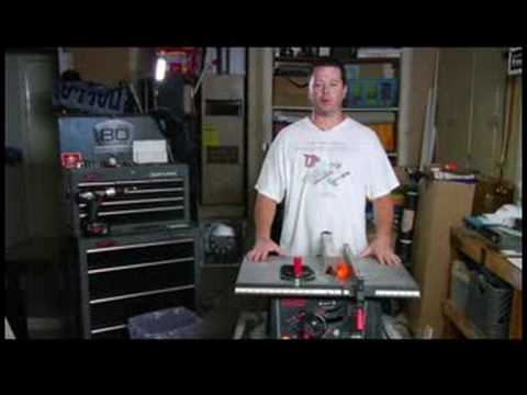 Home Repair Supplies : How to Buy a Table Saw