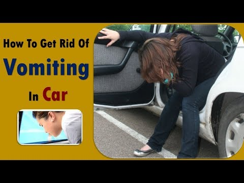 Magic tips to get rid of vomiting in car - tips to control vomiting - natural remedies for vomiting