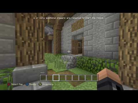 Minecraft, Lobby Secret! (SnowBalls)