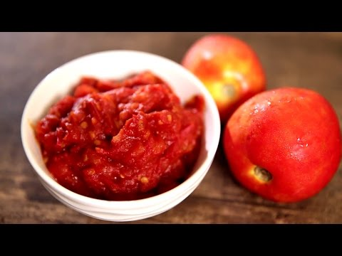 Tomato Thokku Recipe   South Indian Style Tomato Chutney   Masala Trails