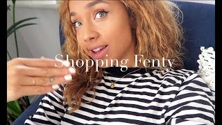 SHOPPING FENTY BEAUTY & BACK AT THE GYM | VLOGTEMBER