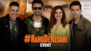 Download #RangDeKesari event | Kesari | Akshay Kumar | Parineeti Chopra | Anurag Singh | 21st March Video