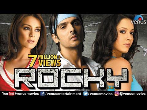 Rocky | Hindi Movies Full Movie | Zayed Khan Movies | Minissha Lamba | Latest Bollywood Full Movies