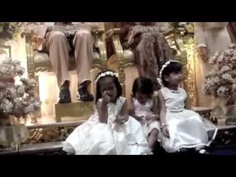 Eddy & Ainol Wedding Reception - The Flower Girls
