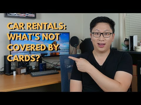 Car Rentals: Why You NEED Liability Insurance (Even w/ Card Perks)