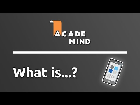 What are Progressive Web Apps (PWAs) - academind.com Snippet
