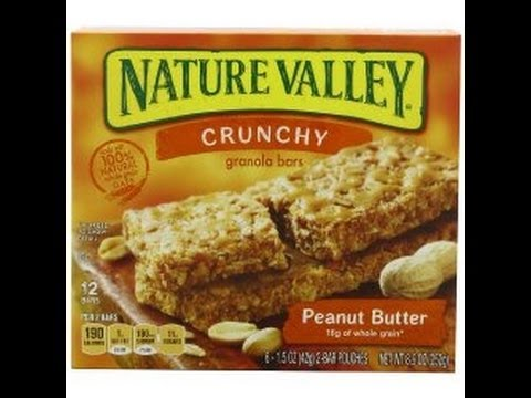 Nature Valley Granola Bars Nutrition Facts | Nature Valley Granola Bars Nutrition Information