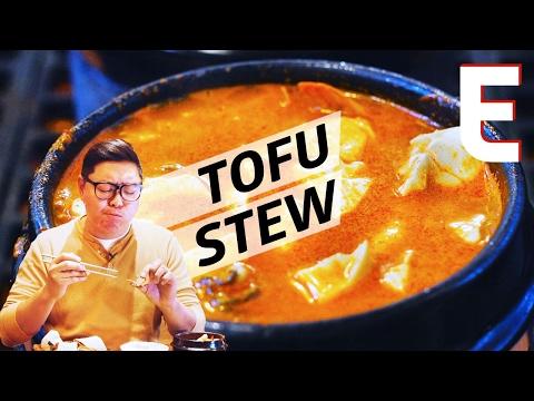 Why Sundubu (Korean Tofu Soup) is Everyone's Favorite Dish — K-Town